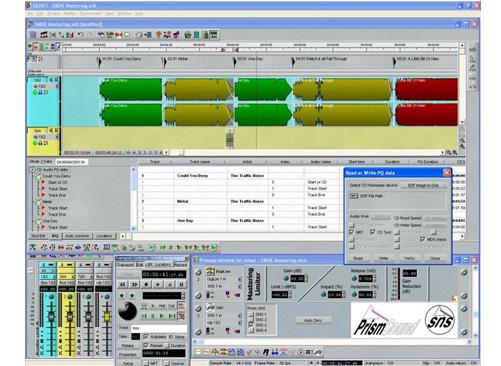 SADiE 5 Software