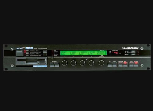 M5000 - Digital AudioMainframe
